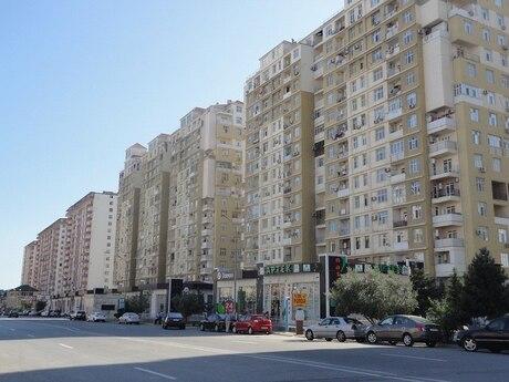 17 otaqlı yeni tikili - Həzi Aslanov m. - 98 m²