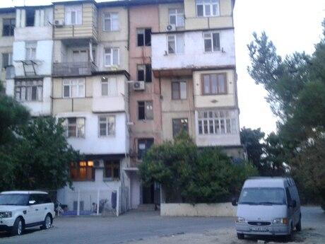 1-комн. вторичка - м. Мемар Аджеми - 35 м²
