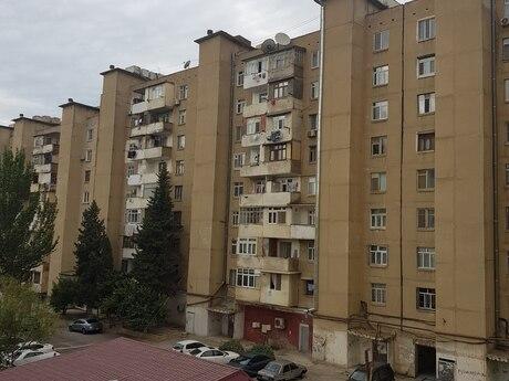 3 otaqlı köhnə tikili - Həzi Aslanov m. - 56 m²