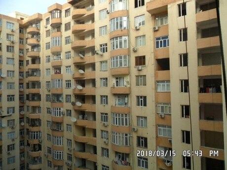 3 otaqlı yeni tikili - Yeni Yasamal q. - 127 m²