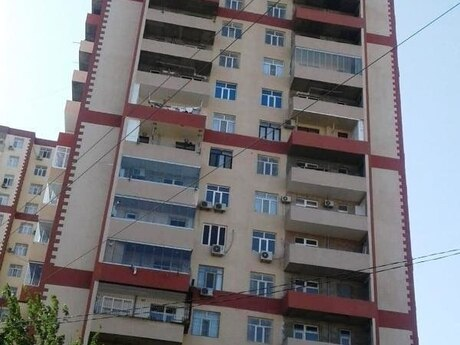 3 otaqlı yeni tikili - Azadlıq Prospekti m. - 109 m²