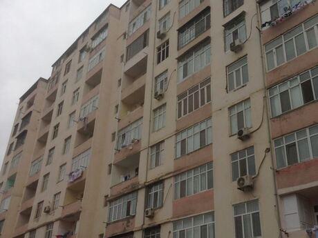 2 otaqlı yeni tikili - Yeni Yasamal q. - 107 m²