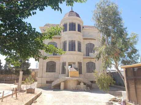 8 otaqlı ev / villa - Şüvəlan q. - 1000 m²