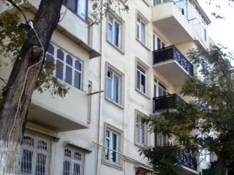 3 otaqlı köhnə tikili - Nəsimi m. - 70 m²