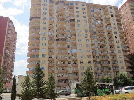 3-комн. новостройка - м. Иншаатчылар - 132 м²