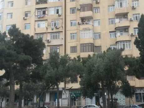 3 otaqlı yeni tikili - Bakıxanov q. - 85 m²