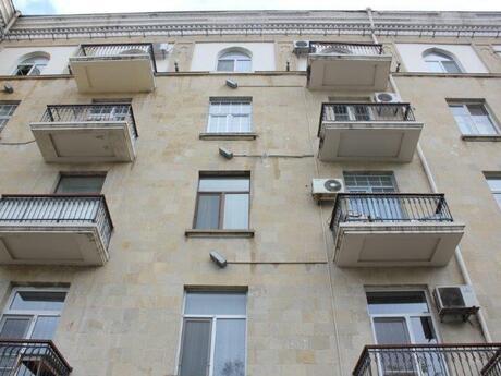 1 otaqlı köhnə tikili - Nəsimi r. - 35 m²