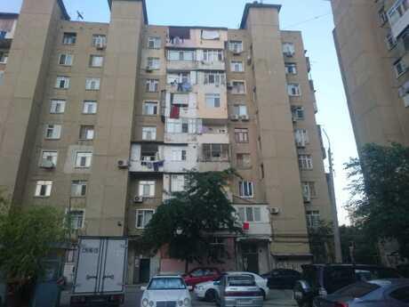 2 otaqlı köhnə tikili - Əhmədli q. - 55 m²