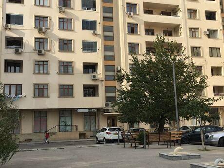 3 otaqlı yeni tikili - Nərimanov r. - 106 m²