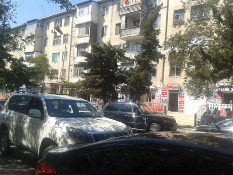 2-комн. вторичка - м. Мемар Аджеми - 55 м²