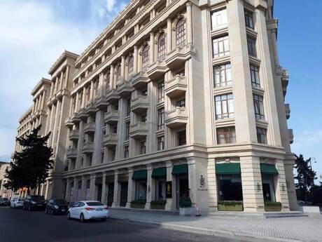 3-комн. новостройка - м. Нариман Нариманова - 97 м²