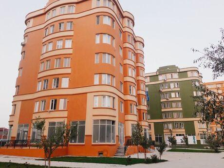 3-комн. новостройка - пос. Масазыр - 86.4 м²