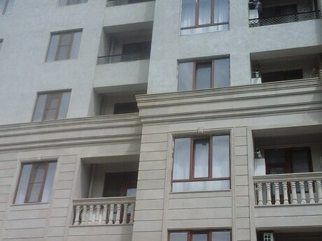 1 otaqlı yeni tikili - Yasamal r. - 45 m²