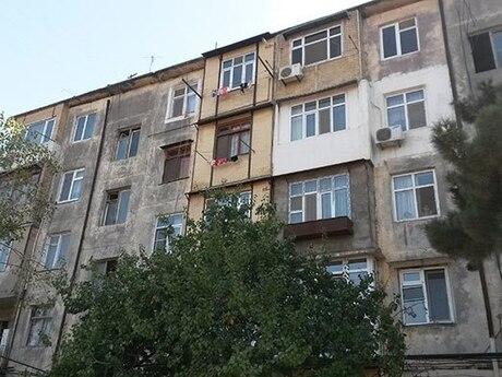 1 otaqlı köhnə tikili - Xalqlar Dostluğu m. - 42 m²