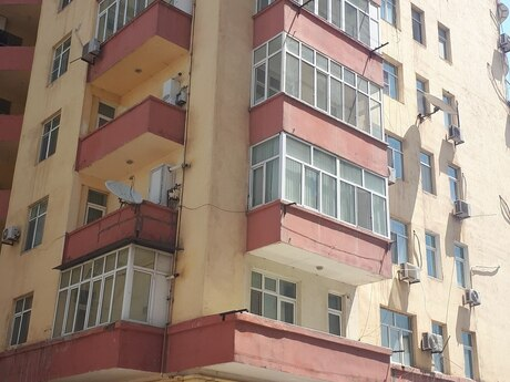 2-комн. новостройка - м. Мемар Аджеми - 96.6 м²