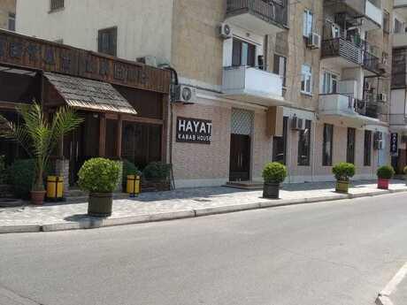 2 otaqlı köhnə tikili - Şah İsmayıl Xətai m. - 45 m²