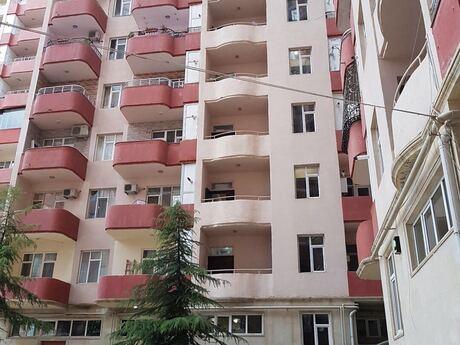 2 otaqlı yeni tikili - Şah İsmayıl Xətai m. - 80 m²