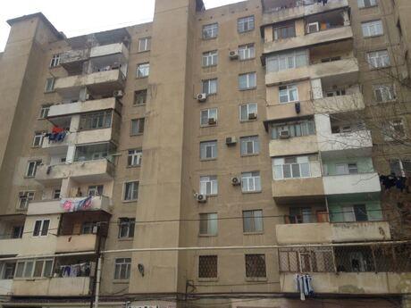 4 otaqlı köhnə tikili - Əhmədli m. - 90 m²
