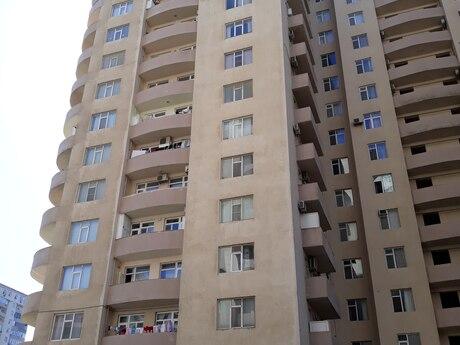 1-комн. новостройка - м. Насими - 58 м²