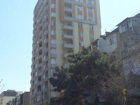 3 otaqlı yeni tikili - Nəriman Nərimanov m. - 123 m²