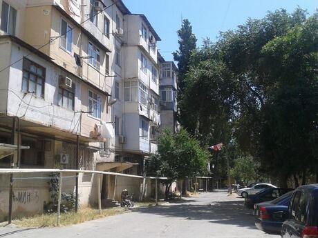 2 otaqlı köhnə tikili - Memar Əcəmi m. - 46 m²