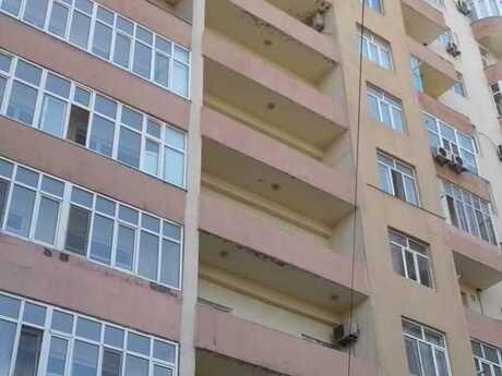 3-комн. новостройка - м. Иншаатчылар - 87 м²