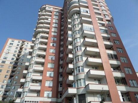 4 otaqlı yeni tikili - Elmlər Akademiyası m. - 178 m²