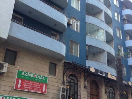 3-комн. новостройка - м. Низами - 140 м²