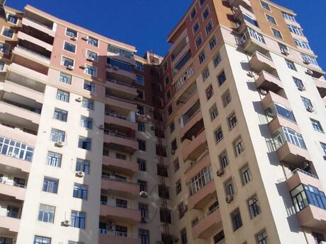 4-комн. новостройка - м. Иншаатчылар - 145 м²