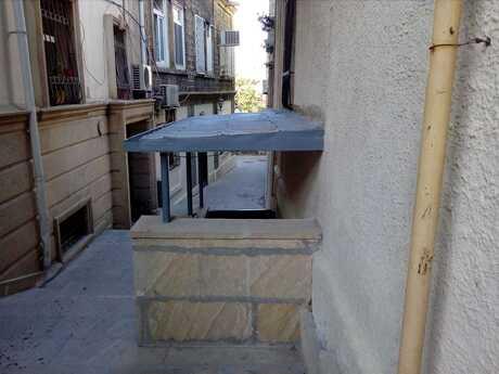 1 otaqlı köhnə tikili - İçəri Şəhər m. - 20 m²