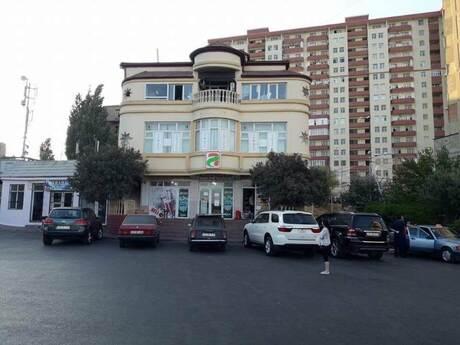 Obyekt - Nəsimi m. - 850 m²
