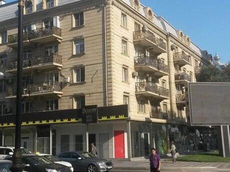 2 otaqlı köhnə tikili - Nəsimi r. - 57 m²