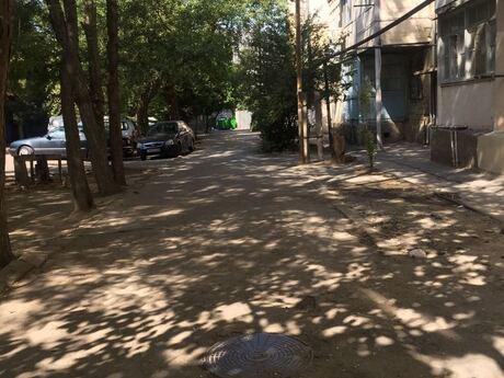 1 otaqlı köhnə tikili - Biləcəri q. - 36 m²