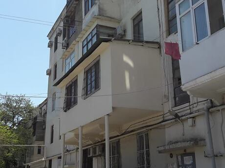 3 otaqlı köhnə tikili - Yasamal q. - 110 m²
