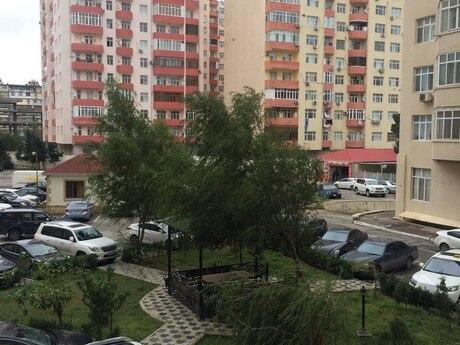 3 otaqlı yeni tikili - Nəsimi r. - 170 m²