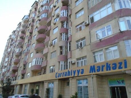 4 otaqlı yeni tikili - Yasamal r. - 132 m²