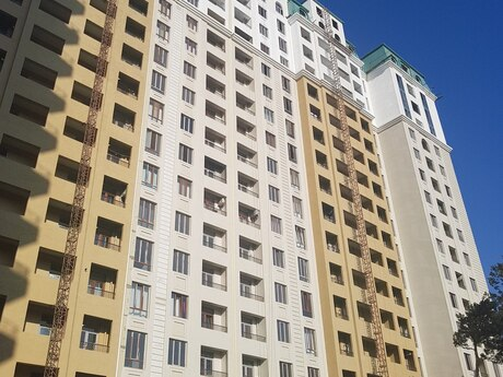 2-комн. новостройка - м. Мемар Аджеми - 49 м²