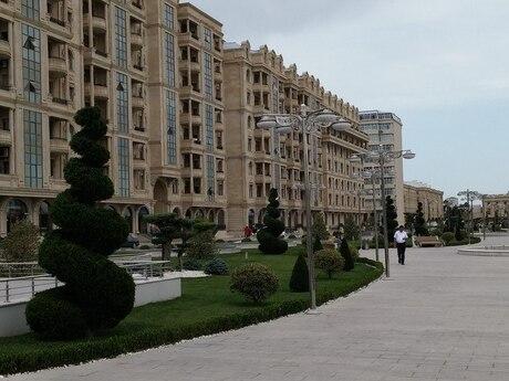 2-комн. новостройка - м. Гянджлик - 79 м²