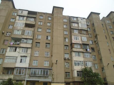 2 otaqlı köhnə tikili - Əhmədli q. - 48 m²