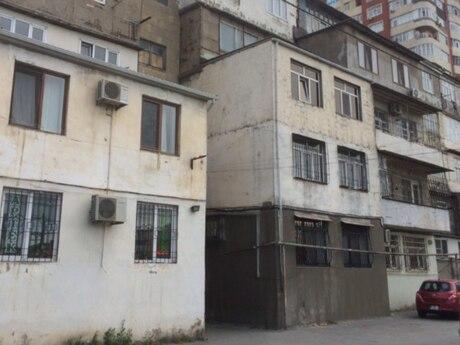 2 otaqlı köhnə tikili - Nəriman Nərimanov m. - 55 m²