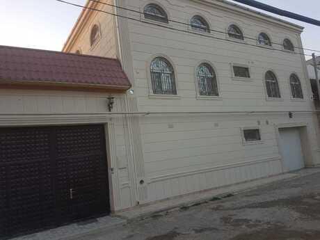 8 otaqlı ev / villa - Nəsimi m. - 500 m²