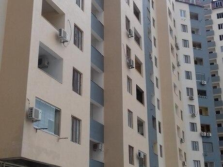 3 otaqlı yeni tikili - Həzi Aslanov m. - 90 m²