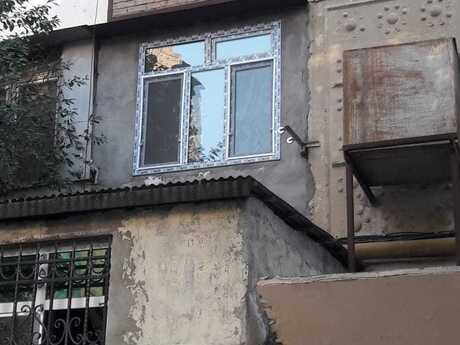 1 otaqlı köhnə tikili - Yeni Yasamal q. - 45 m²