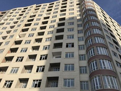 3 otaqlı yeni tikili - Yeni Yasamal q. - 119 m²