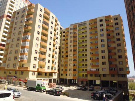 3 otaqlı yeni tikili - Yeni Yasamal q. - 134 m²