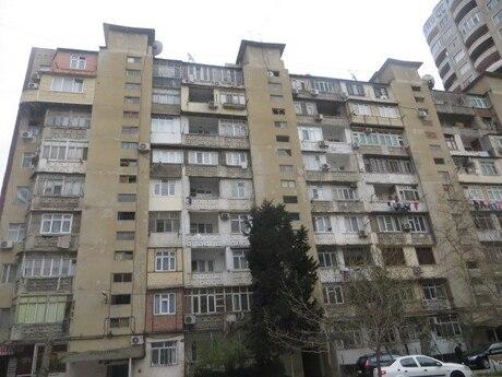 2 otaqlı köhnə tikili - Gənclik m. - 43 m²