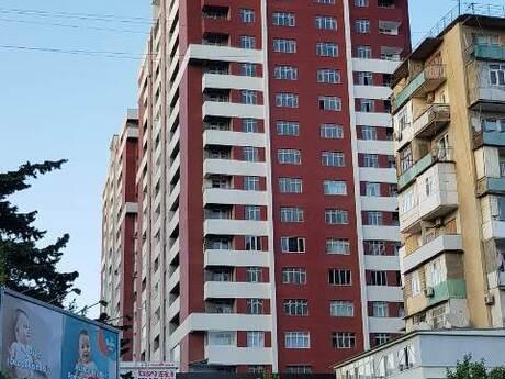 2-комн. новостройка - м. Кара Караева - 89 м²