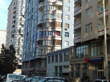 3 otaqlı yeni tikili - Gənclik m. - 140 m²