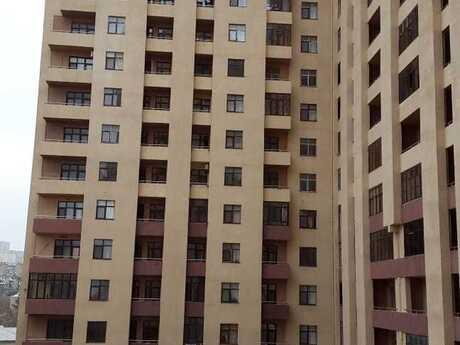 1-комн. новостройка - пос. Ахмедлы - 60 м²