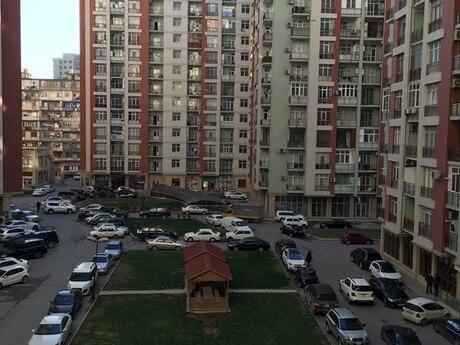 3 otaqlı yeni tikili - Nəriman Nərimanov m. - 120 m²